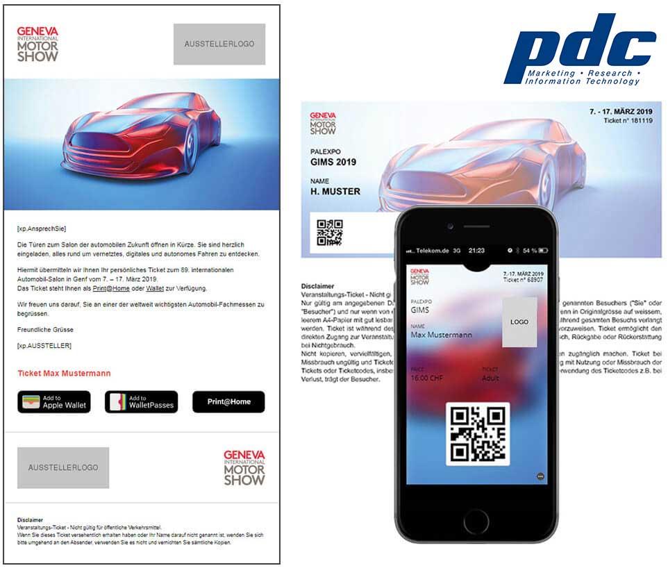 PDC marketing